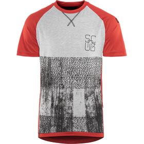 ION Scrub_Amp T-shirt Homme, blaze